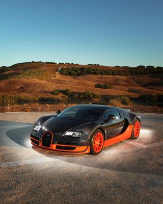 Bugatti Veyron, 16 4, Super Sport - Obrázkek zdarma pro Nokia C-5 5MP
