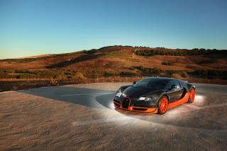 Bugatti Veyron, 16 4, Super Sport - Obrázkek zdarma pro Samsung Galaxy Tab 7.7 LTE