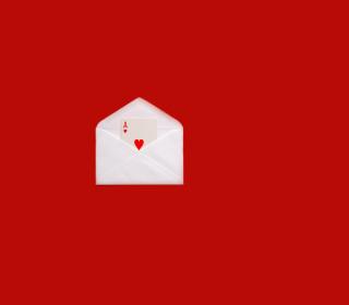 Card In Envelop - Obrázkek zdarma pro iPad 2