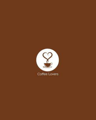 Coffee Lovers - Obrázkek zdarma pro 132x176