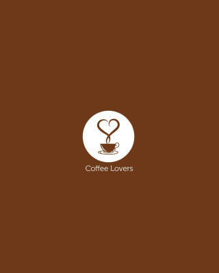 Coffee Lovers - Obrázkek zdarma pro iPhone 4