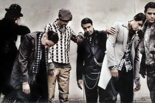 Rammstein Band - Obrázkek zdarma pro Sony Xperia Z