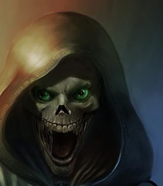 Death Hood - Obrázkek zdarma pro Nokia Asha 202