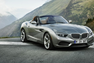 BMW Zagato Roadster Picture for Android, iPhone and iPad