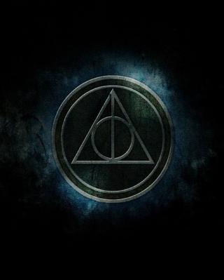 Deathly Hallows - Obrázkek zdarma pro iPhone 5