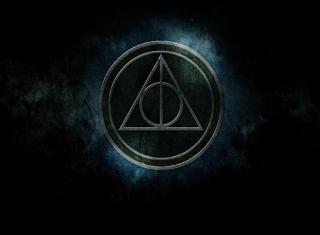 Deathly Hallows - Obrázkek zdarma pro 960x800