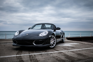 Porsche Boxster Spyder Picture for Android, iPhone and iPad