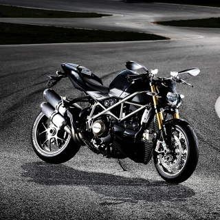 Ducati Streetfighter 848 - Obrázkek zdarma pro iPad mini 2