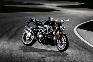 Ducati Streetfighter 848 Background for Android, iPhone and iPad