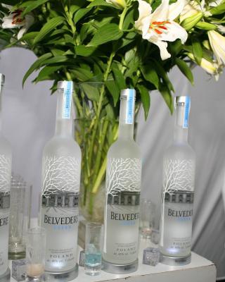 Vodka Belvedere - Obrázkek zdarma pro Nokia Lumia 800