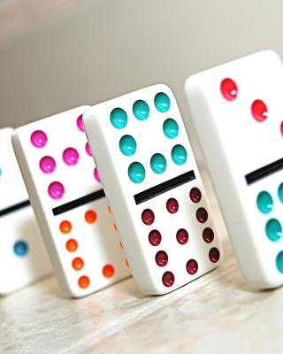 Domino board game - Obrázkek zdarma pro 768x1280