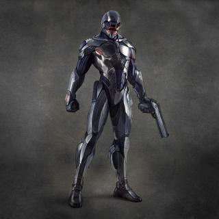 Robocop - Robot Cop - Obrázkek zdarma pro iPad 2