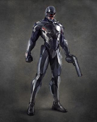 Robocop - Robot Cop - Obrázkek zdarma pro 640x1136