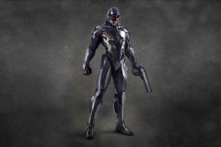 Free Robocop - Robot Cop Picture for Android, iPhone and iPad
