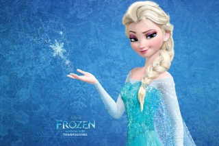 Free Snow Queen Elsa In Frozen Picture for Android, iPhone and iPad