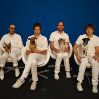 OK Go - Obrázkek zdarma pro 2048x2048
