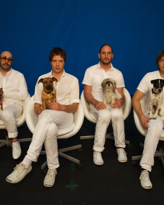 OK Go - Obrázkek zdarma pro Nokia Asha 202