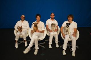OK Go - Obrázkek zdarma pro Nokia Asha 200