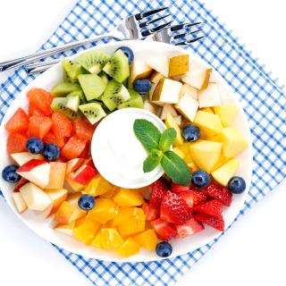 Fruit Platter - Obrázkek zdarma pro 1024x1024