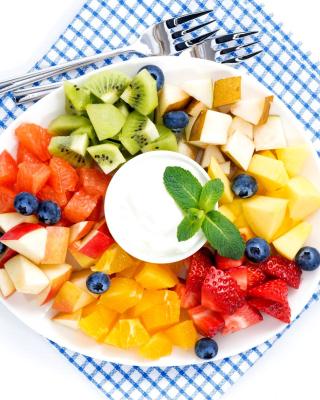 Fruit Platter - Obrázkek zdarma pro 480x800