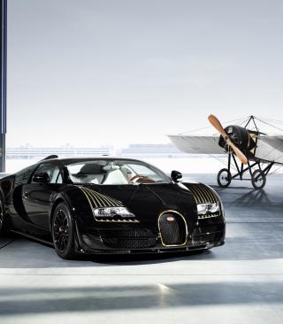 Bugatti And Airplane - Obrázkek zdarma pro Nokia X1-00
