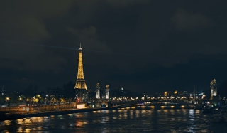 Eiffel Tower In Paris France - Obrázkek zdarma pro Widescreen Desktop PC 1280x800