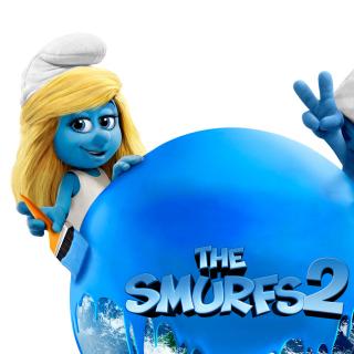 The Smurfs 2 - Obrázkek zdarma pro iPad 3