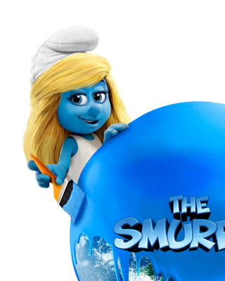 The Smurfs 2 - Obrázkek zdarma pro 640x960