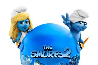 The Smurfs 2 - Obrázkek zdarma pro 800x600