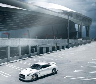 Nissan Sport Car - Obrázkek zdarma pro iPad mini