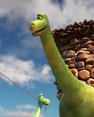 The Good Dinosaur - Obrázkek zdarma pro iPhone 4S