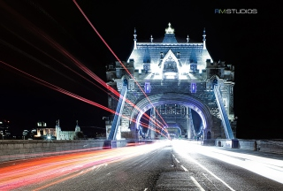London Tower Bridge Background for Android, iPhone and iPad