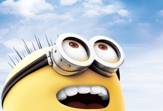 Minion Despicable Me Background for Android, iPhone and iPad