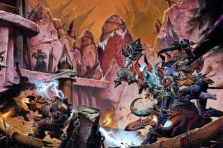 World of Warcraft - Obrázkek zdarma pro Samsung T879 Galaxy Note