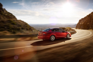 Subaru Impreza 2012 Picture for Android, iPhone and iPad