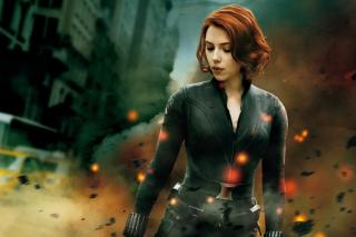The Avengers - Black Widow - Fondos de pantalla gratis Stub device