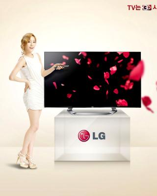 LG Smart TV - Obrázkek zdarma pro 480x800