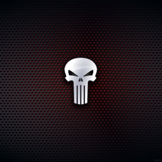 The Punisher, Marvel Comics - Obrázkek zdarma pro iPad Air