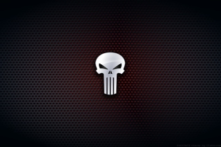 The Punisher, Marvel Comics - Obrázkek zdarma pro Samsung Galaxy Nexus