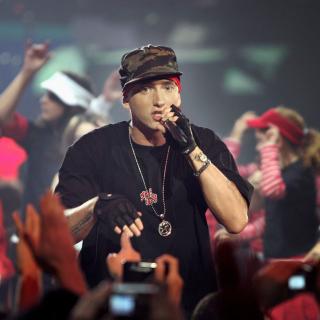 EMA - Eminem - Obrázkek zdarma pro iPad 2