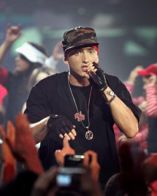 EMA - Eminem - Obrázkek zdarma pro Nokia X3-02