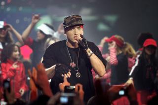 EMA - Eminem - Obrázkek zdarma pro 800x480