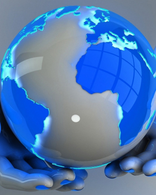 Globe - Obrázkek zdarma pro 360x480