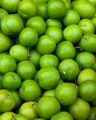 Green Apples - Granny Smith - Obrázkek zdarma pro iPhone 4