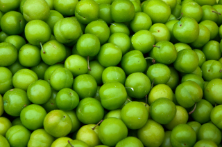 Green Apples - Granny Smith - Obrázkek zdarma pro Samsung Google Nexus S