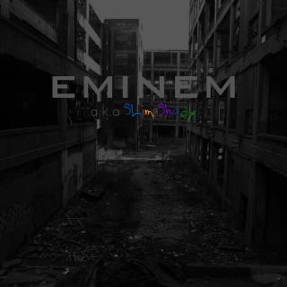Eminem - Slim Shady - Obrázkek zdarma pro 2048x2048