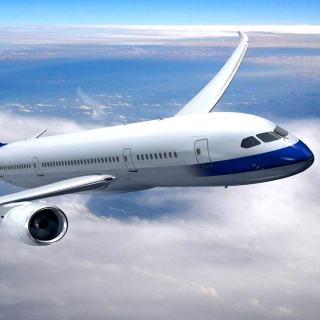 Airplane Private Jet - Obrázkek zdarma pro iPad Air
