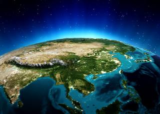The Earth - Fondos de pantalla gratis para Samsung S5367 Galaxy Y TV