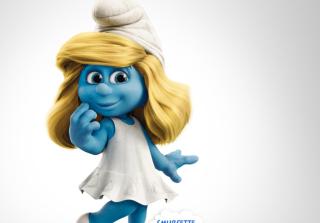 Smurfs The Movie - Obrázkek zdarma pro 800x600