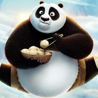 Kung Fu Panda 3 HD - Obrázkek zdarma pro 1024x1024